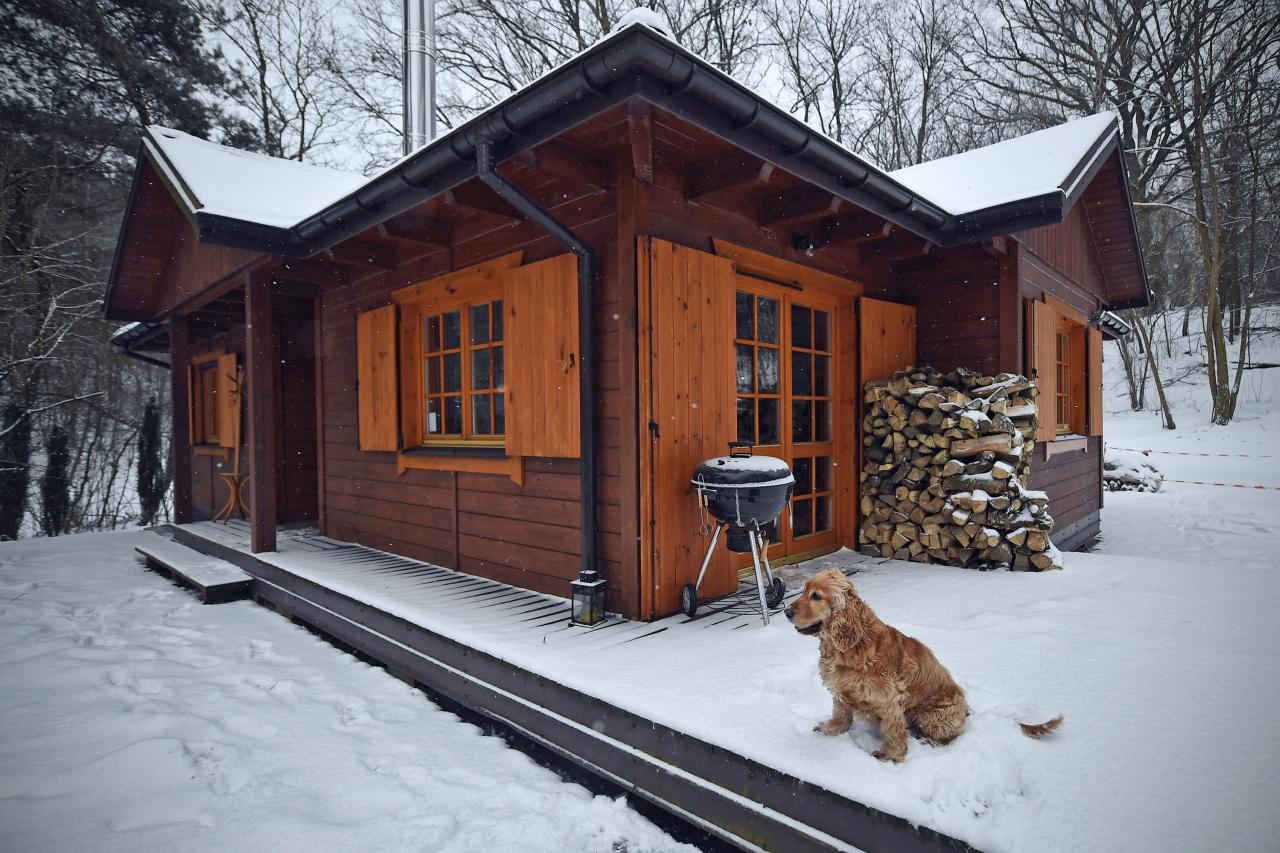 Domek Na Stoku Stacja Narciarska Kazimierz Dolny